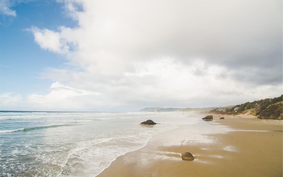 Les bienfaits de la plage!